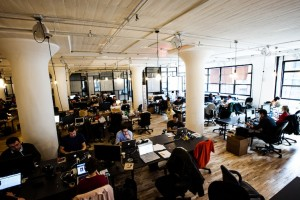 WeWork Labs in New York City
